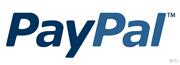 Logo pour la méthode de paiement par PayPal ou carte de crédit