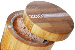 Zao MineralSilk - Fond de teint - Angle